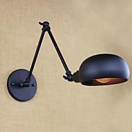 billige Vegglamper-Omgivelseslys AC 220-240 AC 110-120V E26 E27 Tiffany Rustikk/ Hytte Retro/vintage Moderne / Nutidig Traditionel / Klassisk Land Maleri Til