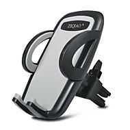 ziqiao univerzální air vent 360 stupňů otočný nastavitelný držák kolébka podpora telefonu