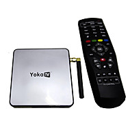 Yoka TV KB2 Android6.0 TV Box Amlogic S912 2GB RAM 32GB ROM Octa コア