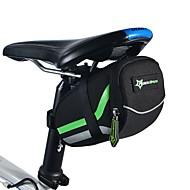Bike Bag Bike Saddle Bag Multi layer Easy to Install Bicycle Bag Nylon Cycle Bag Cycling Cycling