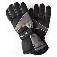 cheap Ski Gloves-Ski Gloves Unisex Full-finger Gloves Keep Warm Coating Ski / Snowboard Hiking Outdoor Exercise Motobike/Motorbike Winter