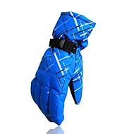 Luvas de Esqui Unisexo Dedo Total Manter Quente Náilon Equitação Exercicio Exterior Ciclismo / Moto Esportes de Neve Inverno