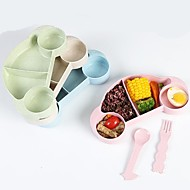 billiga Bordsservis-Plastik Serverings- och salladsskål servis  -  Hög kvalitet 22*12*2.5 0.05
