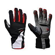 levne Cyklistické rukavice-WEST BIKING® Akvitita a sport Lyžařské rukavice Cyklistické rukavice Zahřívací Voděodolný Větruvzdorné Zateplená podšívka Prodyšné