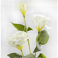 billige Kunstige blomster-1 Gren Polyester Andre Bordblomst Kunstige blomster