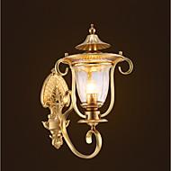 baratos Arandelas de Parede-ZHISHU Estilo Mini Retro / Vintage / Regional Luminárias de parede Sala de Estar / Quarto Metal Luz de parede IP20 110-120V / 220-240V 5W
