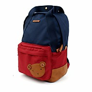 cheap Kids' Bags-Women's Bags Oxford Cloth / Polyester Kids' Bag Zipper Red / Navy Blue