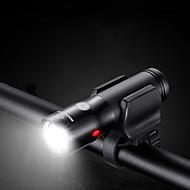 billige Sykkellykter og reflekser-Sykkellykter Sykling Vannavvisende Sttiv med adapter Lithium Lumens USB-ladet Sykling