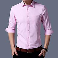 Majica Muškarci - Kinezerije Jednobojni Pamuk