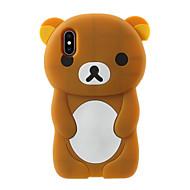 billiga Mobil cases & Skärmskydd-fodral Till Apple iPhone X iPhone 8 Plus Mönster Skal Tecknat Mjukt Silikon för iPhone X iPhone 8 Plus iPhone 8 iPhone 7 Plus iPhone 7