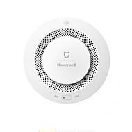 xiaomi mijia honeywell brandalarm detektor hørbar visuel røg sensor fjernbetjening mihome app smart kontrol
