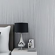 Χαμηλού Κόστους Ταπετσαρία-3D Αρχική Διακόσμηση Σύγχρονο Κάλυψης τοίχων, Μη υφαντό ύφασμα Υλικό Αυτοκόλλητα ταπετσαρία, δωμάτιο Wallcovering