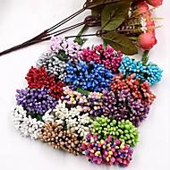 billige Kunstig Blomst-Kunstige blomster 12 Afdeling Bryllup Planter Bordblomst