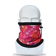 billige Balaclavas og ansiktsmasker-Ansiktsmaske Alle årstider Sykling Hold Varm Avslappet Sykling / Sykkel Unisex Polyester/Bomull Mønster