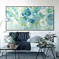 billige Innrammet kunst-Still Life Olje Maleri Veggkunst,Kobber Materiale med ramme For Hjem Dekor Rammekunst Innendørs