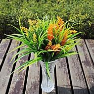 billige Kunstige blomster-Kunstige blomster 1 Gren Moderne / Pastorale Stilen Planter Bordblomst