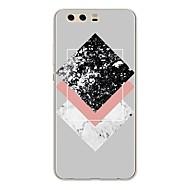 billiga Mobil cases & Skärmskydd-fodral Till huawei P9 / Huawei P9 Lite / Huawei P8 P10 Plus / P10 Lite Mönster Skal Marmor Mjukt TPU för P10 Plus / P10 Lite / P10 / Huawei P9 Plus