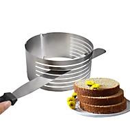 billige Bakeredskap-Bakeware verktøy Aluminium Legering Ny ankomst / baking Tool / Kreativ Kjøkken Gadget Kake / For kjøkkenutstyr Cake Moulds 1pc