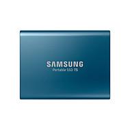olcso Külső merevlemezek-samsung külső ssd t5 500 gb usb3.1 merevlemez külső szilárdtest meghajtók hdd asztali laptop számítógéphez