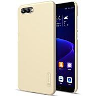billiga Mobil cases & Skärmskydd-fodral Till Huawei Honor View 10(Honor V10) Honor 9 Lite Frostat Skal Ensfärgat Hårt PC för Huawei Honor 9 Lite Honor 9 Honor 7X Huawei