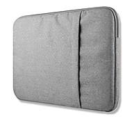 """tanie Akcesoria do MacBooka-Rękawy na Jednolity kolor Solid Color Poliester Nowy MacBook Pro 13"""" MacBook Air 13 cali MacBook Pro 13 cali MacBook Air 11 cali Macbook"""
