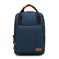 cheap Backpacks-Men's Bags Canvas Pocket for Casual Light Green / Light Gray / Wine