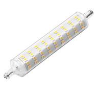billige Kornpærer med LED-YWXLIGHT® 1pc 12W 1000-1200lm R7S LED-kornpærer 108 LED perler SMD 2835 Dekorativ LED Lys Varm hvit 220-240V