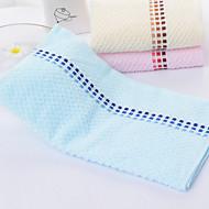 Frischer Stil Waschtuch,Solide Gehobene Qualität Reine Baumwolle 100% Glatte Baumwolle Handtuch
