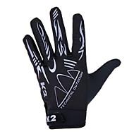 cheap Cycling Gloves-KORAMAN Sports Gloves Bike Gloves / Cycling Gloves Touch Gloves Breathable Anti-skidding High Breathability (>15.001g) Full-finger Gloves