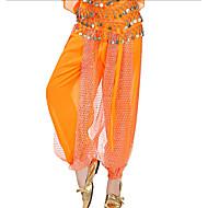 cheap Dancewear & Dance Shoes-Belly Dance Bottoms Women's Performance Chiffon Paillette Dropped Pants