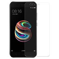 billiga Mobiltelefoner Skärmskydd-Skärmskydd XIAOMI för Xiaomi A1 Härdat Glas 1 st Displayskydd framsida Explosionssäker 2,5 D böjd kant 9 H-hårdhet
