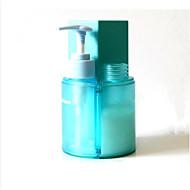 billiga Sminktillbehör-Kosmetikflaskor Plastik 3 Enfärgad Rund
