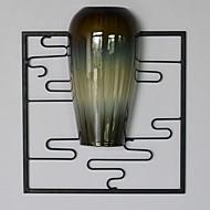 billige Veggdekor-Veggdekor Glass Solid Veggkunst, Veggskilt av 1