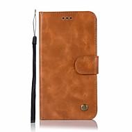 billiga Mobil cases & Skärmskydd-fodral Till Xiaomi Redmi Note 4X Redmi Note 4 Korthållare Plånbok med stativ Lucka Mönster Fodral Drömfångare Uggla Hårt PU läder för