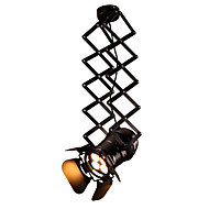 billige Spotlys-Spotlys Nedlys - Justerbar, 110-120V / 220-240V Pære ikke Inkludert / 5-10㎡ / E26 / E27