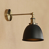 billige Vegglamper-Anti-refleksjon Retro/vintage Moderne / Nutidig Land Til Stue butikker/cafeer Metall Vegglampe 110-120V 220-240V 4W
