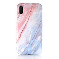 Θήκη Za Apple iPhone X iPhone 8 IMD Uzorak Mramor Tvrdo za