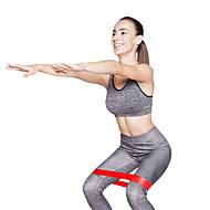 levne Pilates-KYLINSPORT Cvičební gumy Jóga / Fitness / Posilovna Silový trénink Guma