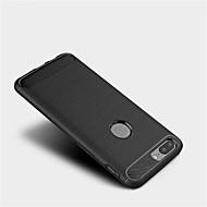 billiga Mobil cases & Skärmskydd-fodral Till OnePlus OnePlus 5T 5 Frostat Skal Ensfärgat Mjukt TPU för One Plus 5 OnePlus 5T One Plus 3T