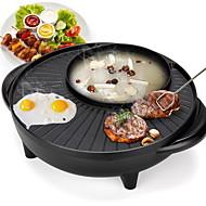 Χαμηλού Κόστους Συσκευές Κουζίνας-Άμεση ποτ Ανοξείδωτο Ατσάλι Ρεσό 220 V 1200 W Συσκευή κουζίνας