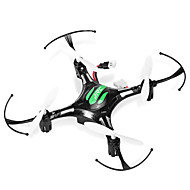 RC Drone JJRC H8MINI 4 Kanal 6 Akse 2.4G Fjernstyret quadcopter Hovedløs Modus Fjernstyret Quadcopter / Fjernstyring / USB-kabel