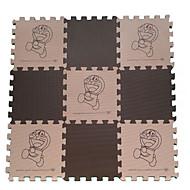 Kreativ Moderne området tepper Polyester,Overlegen kvalitet Animal Shape Dyremønster Teppe