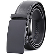 cheap Men's Accessories-Men's Party Work Casual Waist Belt - Solid Colored Modern Style Stylish