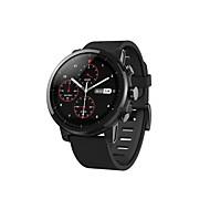 tanie Inteligentne zegarki-Wodoodporne Smart Touch Kamera/aparat Informacje GPS Pilot Rejestrator snu Budzik Kalendarz Bluetooth 4.2 Android 4.4 iOS