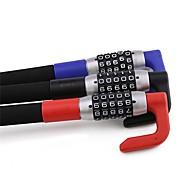 billige Tastelåser-YF21085 Sykkellås Sinklegering Plast til Nøkkel