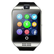 billige Sportsur-Par Sportsur Automatisk Selv-optræk Bluetooth Fjernbetjening Stopur Silikone Bånd Digital Luksus Afslappet Mode Sort - Hvid Sort Sølv