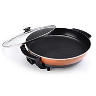 billiga Kök och matlagning-Elektrisk grill Multifunktion Rostfritt stål termiska Spisar Köksmaskin