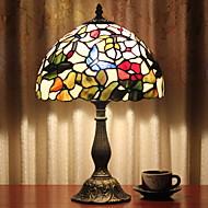billige Lamper-metallic Dekorativ Bordlampe Til Soverom Metall 220V Rød