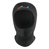 Bluedive Σκούφοι Κατάδυσης 3mm Νάιλον Νεοπρένιο για Ενήλικες - Διατηρείτε Ζεστό Γρήγορο Στέγνωμα Προστατευτικό Κολύμβηση Καταδύσεις Σέρφινγκ / Ελαστικό / Ανδρικά / Γυναικεία