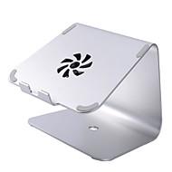 tanie Akcesoria do MacBooka-Stała podstawa laptopa Inne laptopa Stań z chłodzącym wentylatorem Aluminium Inne laptopa